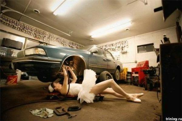 Позитив дня. Апдейт: Фокусы,балерина и продажа девственности