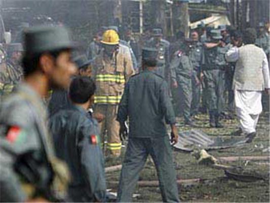 Взрыв в центре Кабула, погибли более 40 человек