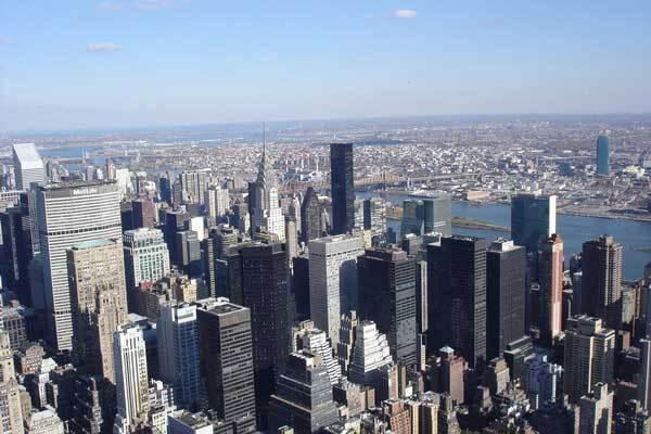 Два самолета чуть не столкнулись в Нью-Йорке