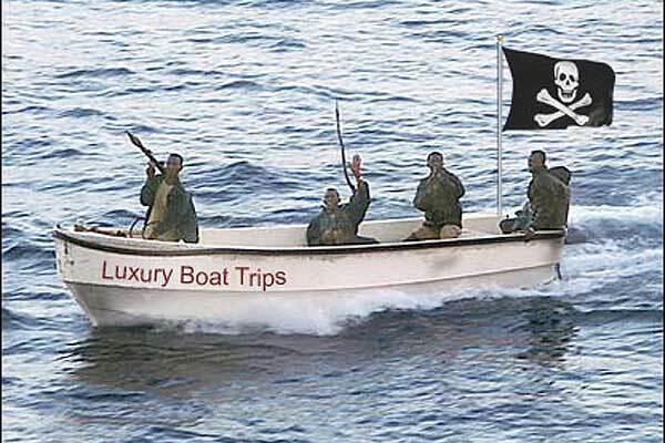 МИД подтверждает освобождение украинцев из пиратского плена