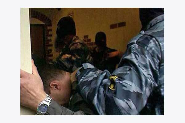 Милиция «накрыла» крупнейшую воровскую сходку