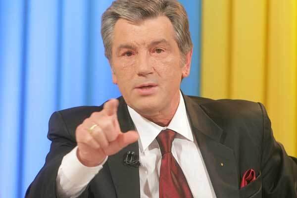 Ющенко запретил депутатам ехать на моря