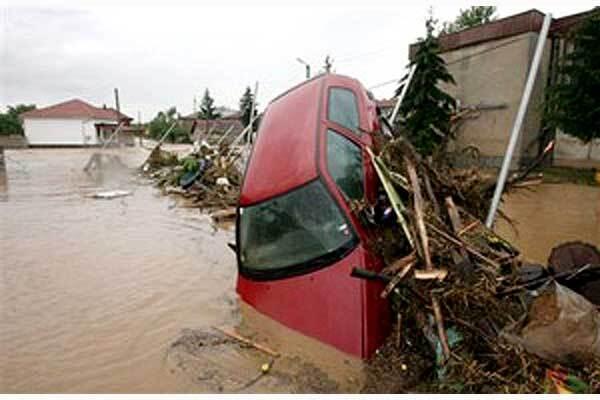 От наводнения на западе погиб 31 человек