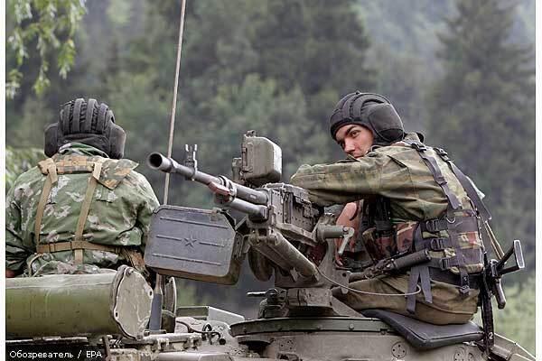 ООН рассказала, кто вооружал Грузию