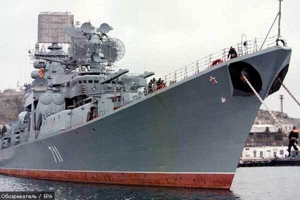Украинских моряков закрыли в портах Грузии