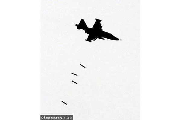 Самолеты ВВС РФ нанесли новые авиаудары по территории Грузии