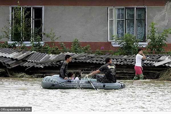 Двоим чиновникам не дали нажиться на наводнении