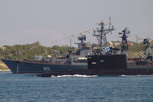 ЧФ РФ повернеться до Севастополя тільки з дозволу України