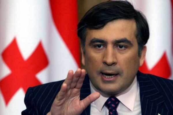 Саакашвили назвал Россию инициатором войны