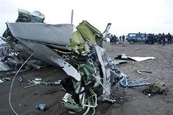 У Латвії розбився літак, вісім постраждалих