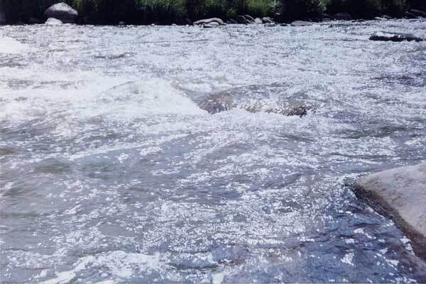 Автобус потонув у річці. 50 загиблих