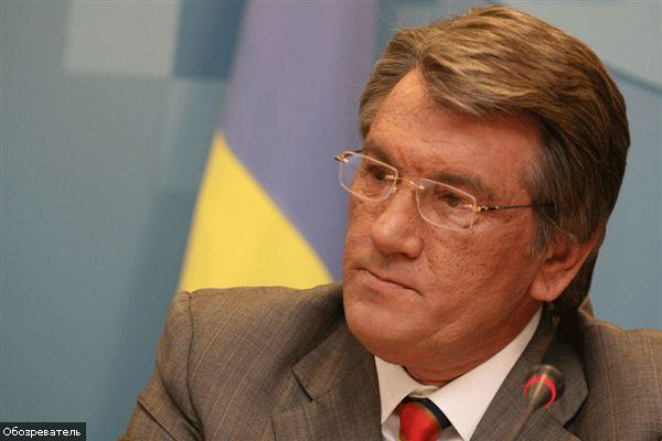 Ющенко скоро решит судьбу зама Балоги