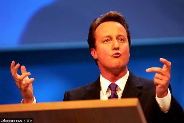 Британцы настроены враждебно к преемнику Брауна