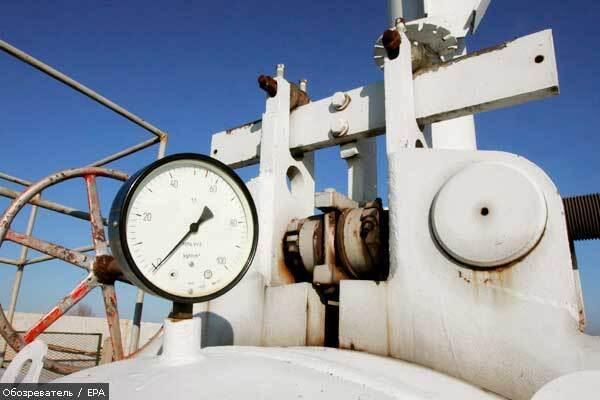 Кравчук: мировые цены на газ для Украины - неизбежны