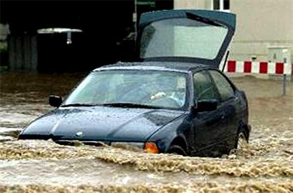 Новый этап в ликвидации наводнения