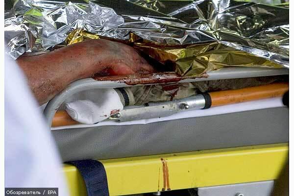 В Мадриде погибло более 150 человек