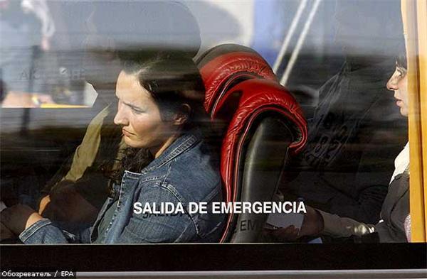"""Выжившая над Мадридом: """"Было, как в аду"""""""
