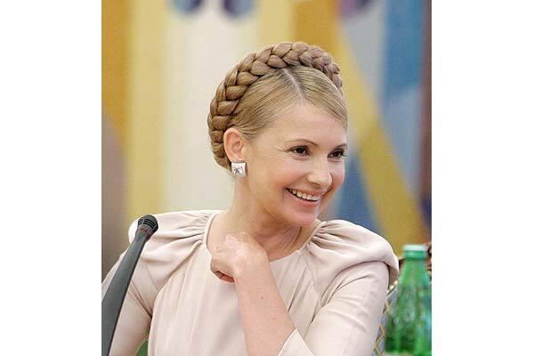 Планы Тимошенко - больше не тайна