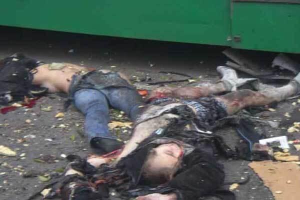 Более 50 человек пострадали от теракта в Багдаде