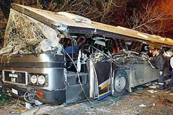 Автобус с украинцами попал в аварию в Египте