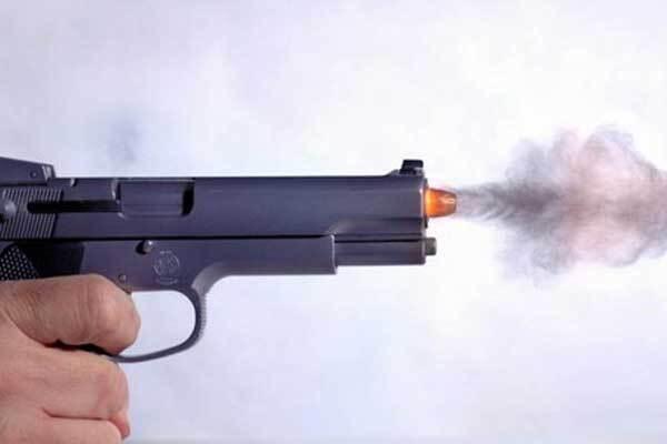 Кум-прапорщик застрелил кума-майора