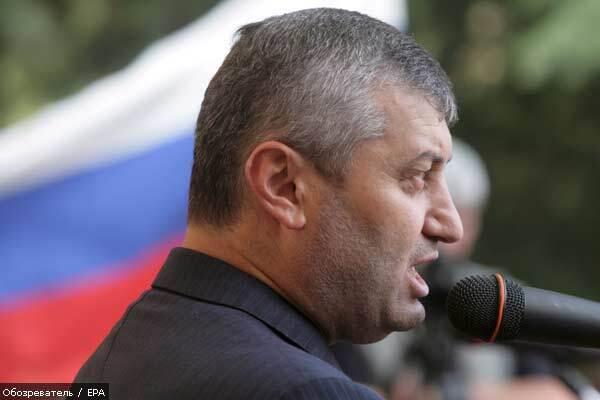 Осетия винит Украину в геноциде