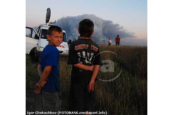Свыше 18 тыс. украинцев стали бездомными