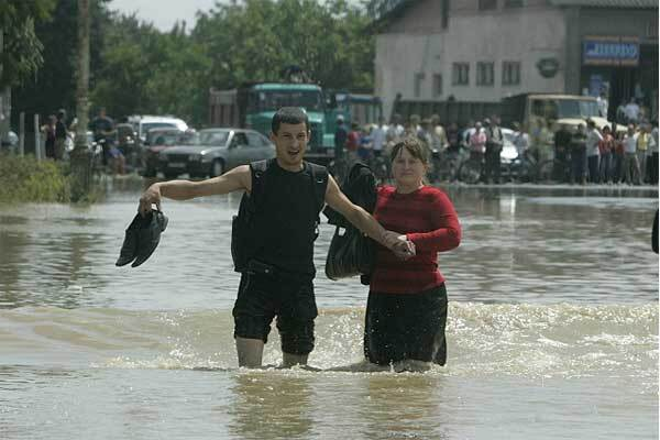 Последствия наводнения будут ликвидированы за 5 месяцев