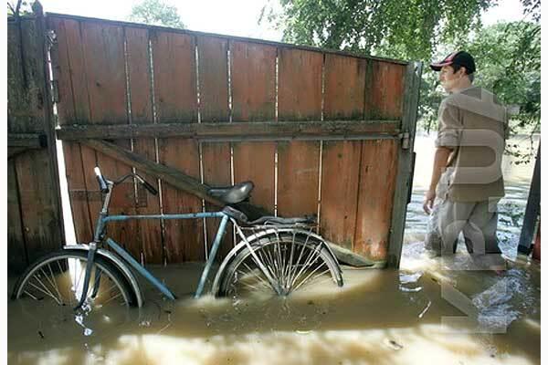 Экологи предупредили о новом наводнении