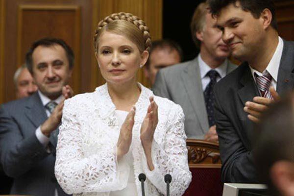 У инициаторов отставки Тимошенко будет второй шанс