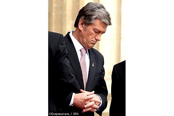 Пропаганду НАТО взвалили на Ющенко и ДУСю