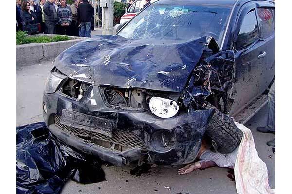 В Харькове судят водителя, сбившего насмерть 6 человек