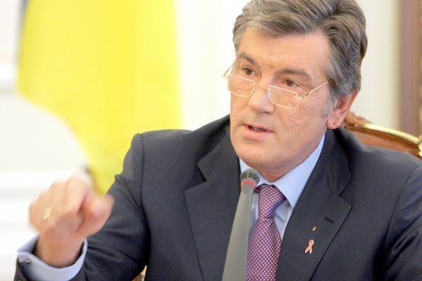 Ющенко запрещает политические ток-шоу