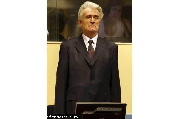Защита Караджича будет строиться на отрицании геноцида