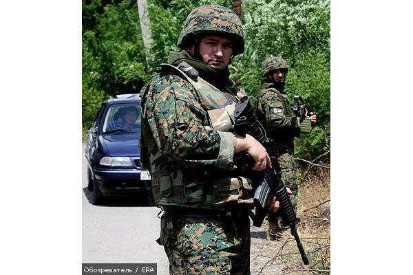 Россия вступила в войну с Грузией