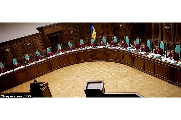 Дату следующих президентских выборов назовет Суд