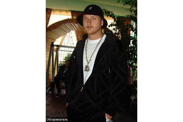 """Презентація церемонії """"Showtime RNB / HIP-HOP Awards 2008"""""""