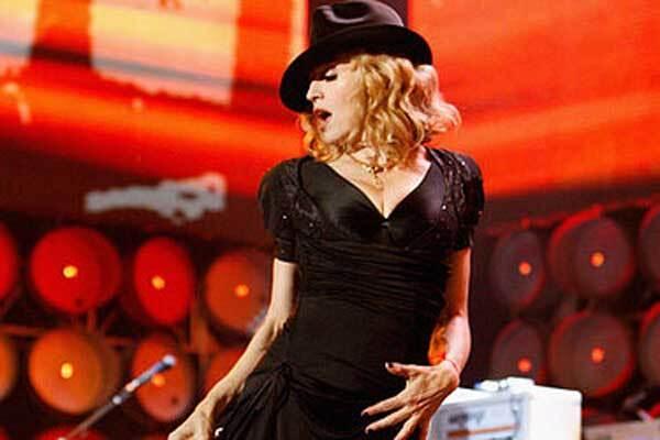 Мадонна делает из своей команды людей второго сорта