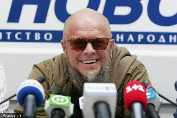 БГ знову в Києві