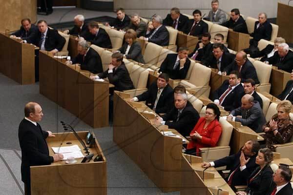 У Держдумі обікрали грузинську журналістку