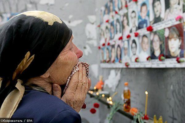 Загиблих в осетинській війні порахувати не вдалося