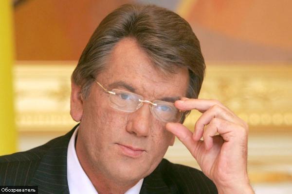 Ющенко: В країні готується державний переворот