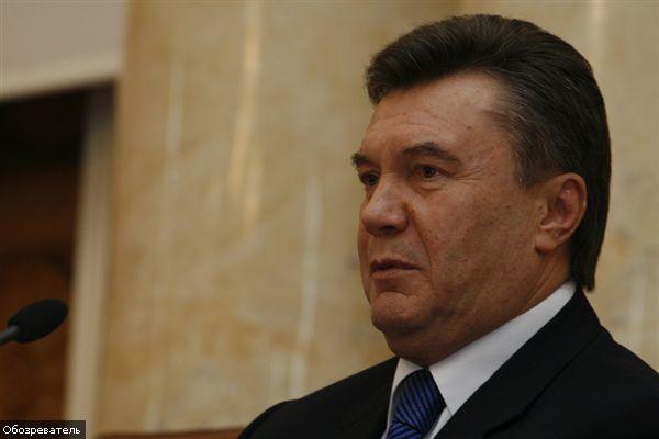 Янукович побачив кінець НУ-НС