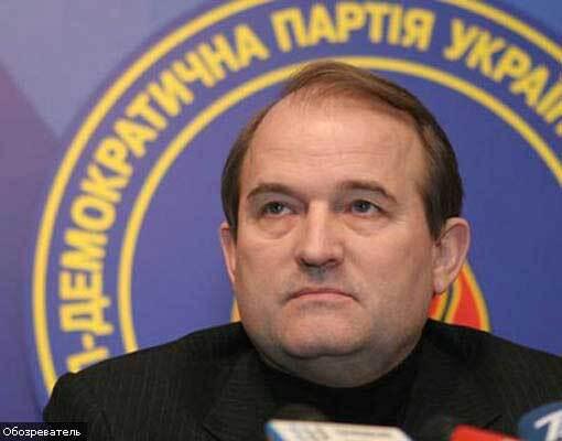 Через Медведчука хочуть скомпрометувати партії
