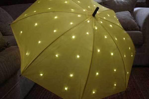 С завтрашнего дня украинцы спрячутся под зонтики