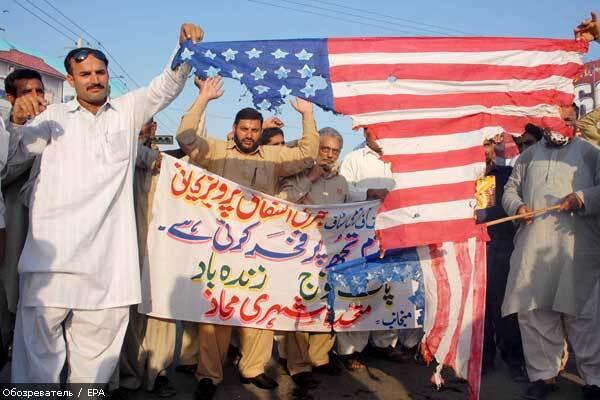 Пакистан погрожує США відповісти на удар