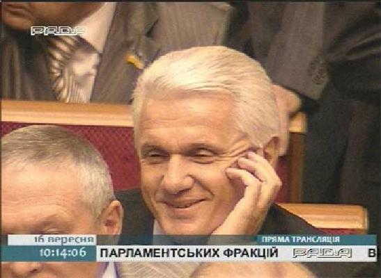 Литвин готовий увійти в коаліцію з БЮТ і ПР