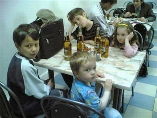 Традиционный пятничный фоторепортаж. Девчонки и пиво...