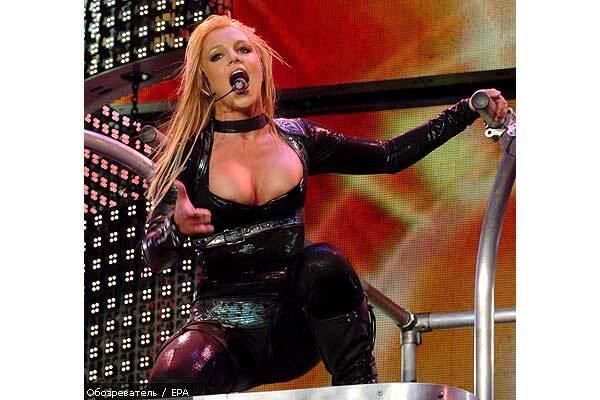 Брітні Спірс готує супершоу для MTV