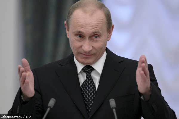 Роль Грузії в світовій економіці незначна - Путін
